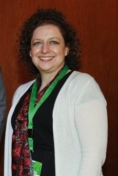 La experta en endulzantes, Rebeca López