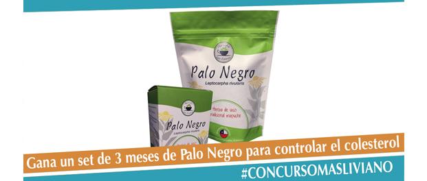 !Concurso! Gana un set de tres meses de Palo Negro, hierba mapuche que previene la diabetes