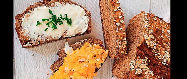 Nueva receta: Pan multigrano