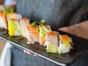 pedir sushi por delivery