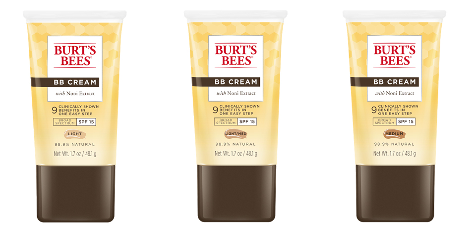 BB Cream de Burt's Bees