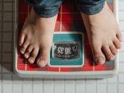 tener sobrepeso